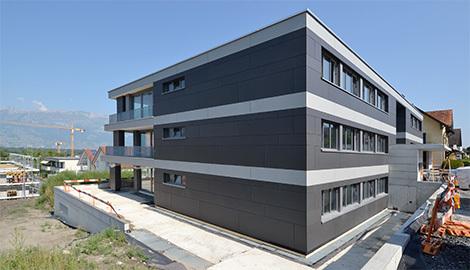 MFH Neubau im Rossfeld